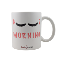 LashDream Mug - Good Morning