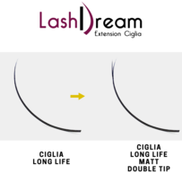 C-Curl Long Life Double tip Matt