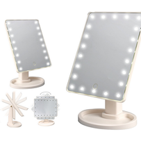 Table LED Mirror for MakeUp